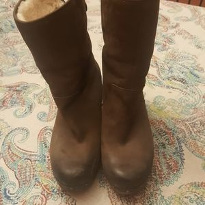 Lined Ugg Boots